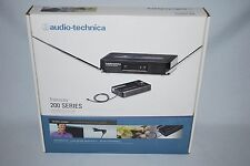 Audio Technica Freeway Wireless Lavalier Microphone New Dealer VHS ATW-251L 200