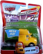 CARS 1:50 GELBE RPM NR. 64 XXL ZUGMASCHINE TRUCK 10cm