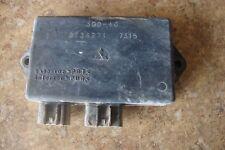 1997 Yamaha YFM350 YFM Warrior CDI Unit Ignitor Box Ignition Control Module M9