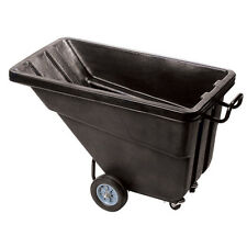 All Tool Depot Heavy Duty Dump Cart 1 Cubic Yard 800-1200 lbs