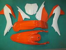 KTM SX/SXF 125-450 2013-2015 X-FUN std colore completo kit in plastica PK4003