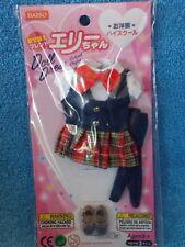 New Daiso School Uniform Doll Dress Japan