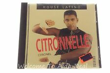 Citronnelle - House Latino (1993) CD