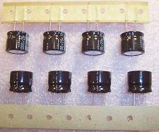 QTY (20) 1200uf 25V 105' LOW PROFILE RADIAL ELECTROLYTIC UPF1E122MHH6 NICHICON