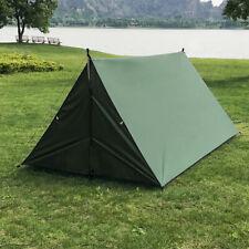 9.8ft x 9.8ft Lightweight Hammock Sun Shelter Shade Tent Tarp Awning Canopy G6N3