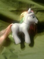 My Little Pony Rainbow Swirl III Ice Cream Dream Purple Poseable Hasbro 2006