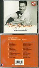 LUIS MARIANO : Le meilleur de LUIS MARIANO ( 2 CD ) / BEST OF - 40 TITRES