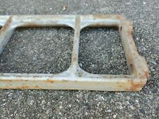 Industrial Cafeteria Prison Table Stretcher