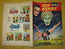 RIP KIRBY SUPPLEMENTO AL SUPER ALBO N°127 MARZO 1965 19° AVVENTURA
