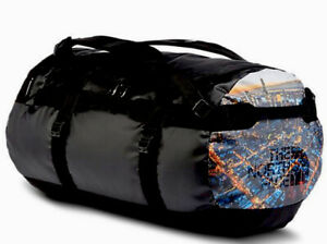 NWT The North Face MEDIUM Base Camp Duffel Packable Bag City Jimmy Chin NYC $135
