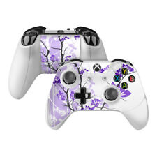 Xbox One Controller Skin Kit - Violet Tranquility - DecalGirl Decal