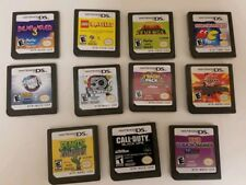 Call of Duty: Black Ops, Lego, Plants vs Zombies (Nintendo DS) 11 Games LOT