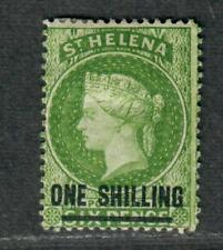 St. Helena Sc#31 M/H/F-VF, Cv. $25