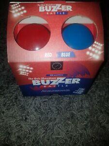 💥Brand new boxed. The quiz showdown Buzzer Battle. Red Vs Blue. 400 questions💥