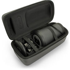 Black EVA Carrying Hard Case for Bose SoundLink Revolve Plus Bluetooth Speaker