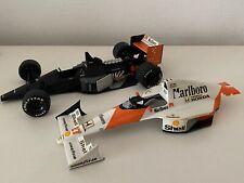 McLaren HONDA V10 MP4/5B von 1990/SENNA