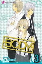 B.O.D.Y., Volume 3 (B.O.D.Y.)-ExLibrary