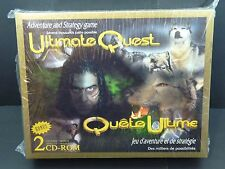 Vintage Ultimate Quest Adventure & Strategy Board Game NEW