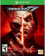XBOX ONE XB1 VIDEO GAME TEKKEN 7 DAY ONE EDITION BRAND NEW AND SEALED