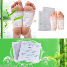 5pair of Detox Foot Patches Toxin Remover Cleansing Cleaner Adhesive Pads