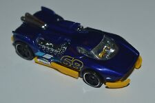 2015 Hot Wheels Maelstrom Royal Blue Color 1:64 Thailand Diecast Used Loose