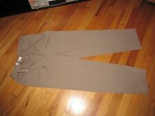 Women's Valerie Stevens Petites Stretch Tan Pants Size 2P Very Good Condition