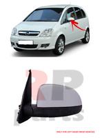 Pour Opel Meriva 03-10 Rétroviseur Électrique 5 Broche Pour Peinture Gauche LHD