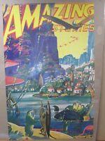 Amazing Vintage Poster 1970's fantasy Inv#G902
