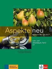 Aspekte neu C1. Lehr- und Arbeitsbuch mit Audio-CD. Teil 2 (Schulbuch) NEU