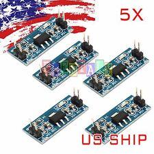 5Pcs DC/DC 4.5V-7V to 3.3V AMS1117-3.3V Power Supply Module Volt Regulator N24