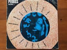Rare Pebbles Volume 2 Vinyl Lp Moving Sidewalks 1St Pressing Litter Psych Garage
