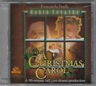 Radio Theatre Series: A Christmas Carol DIckens CD 1999 NEW FOCUS ON THE FAMILY