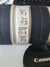 Canon EF 70 mm - 200 mm 2.8 IS II USM