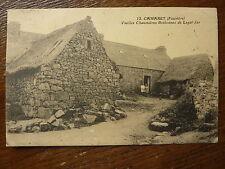 CPA -  FINISTERE - CAMARET - vieilles maisons bretonnes de LEGAT-JAR