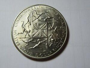 NZ  1974  ONE DOLLAR COIN    1 COIN