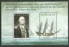 STAMPS-BAHAMAS. 2005. Battle of Trafalgar Miniature Sheet. SG: MS1386. MNH