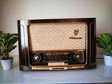 German radio Grundig Majestic 2030 W/3D. Beautiful.
