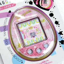 Bandai Tamagotchi 4u Cover Pink Snow Style From Japan