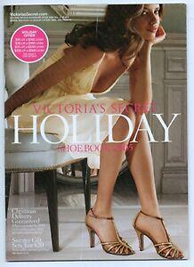 Victoria's Secret 2005 catalog Holiday Shoe & Accessory Sale Vol 2 64 pages