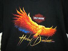 harley davidson shirt quaid temecula california medium 1997