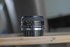 Olympus mount Tokina 28mm F2.8 lens for OM camera Nice