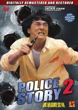 HARD GUN TONY JAA  -Hong Kong RARE Kung Fu Martial Arts Action movie - NEW