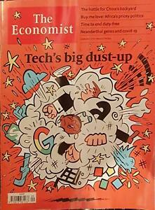 The Economist magazine 27th-February- 5th March  Same Day Royal mail 1st Class