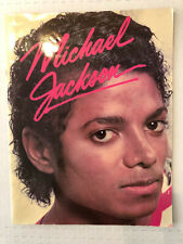 Michael Jackson 1984 Cherry Lane Books magazine 36 pages photos