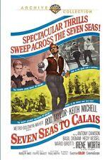 SEVEN SEAS TO CALAIS (1962 Rod Taylor) - Region Free DVD - Sealed