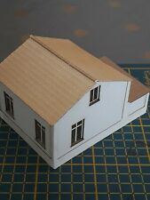 Maison HO kit carton a monter  villa 1/87