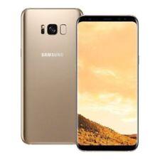 "Samsung Galaxy S8 Plus G955FD 6.2"" 4GB/64GB Dual SIM LTE Unlocked Gold"
