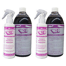 ACF-50 ANTI CORROSION MOTORCYCLE FORMULA SPRAY 0.95 LITRE PUMP SPRAY x2 BOTTLE