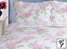 Country Floral 100% Cotton Decorative Throws