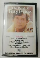 Ray Price The Best Of Ray Price Cassette Tape 1976 Columbia